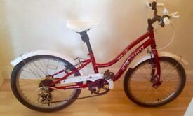 """Apollo Ivory 20"""" age 7-9 years good condition"""