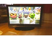 "Samsung 42"" freeview full hd hdmi scart ect can deliver."