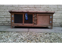 Guinea Pig Hutch (Nearly New)
