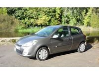 2011 RENAULT CLIO 1.2 BIZU 3DR LIMITED EDITION **IDEAL FOR FIRST TIME DRIVERS**