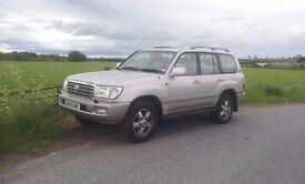 Wanted: Toyota Landcruiser 4.2 diesel 100 series