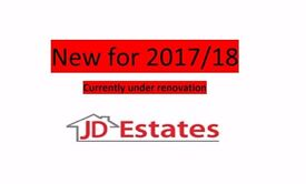6 BEDROOM STUDENT HOUSE- Acadamic year 2017 / 18 - BRAND NEW UNDER CONSTRUCTION! VIEW NOW!