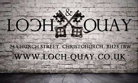 Professional Waitors/Waitresses and Supervisors required for popular restaurant in Christchurch!