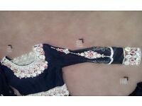Laddies girls dress for weddings occasion wear