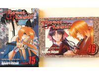 Manga - Rurouni Kenshin