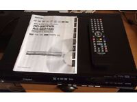 Toshiba RD98DT HDD DVD 1080P DVD Recorder
