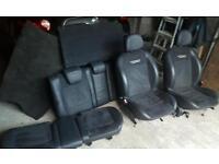 Clio Sport 182 Seats, Parcel shelf & boot mat