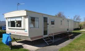 8 BERTH HOLIDAY CARAVAN FOR SALE AT PRESTATYN - PRESTHAVEN SANDS, NORTH WALES (BEAUMARIS SECTION)