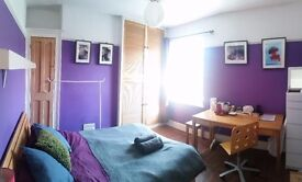 SHORT TERM ONLY ROOM. £300 all included no deposit. Double room available.