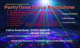 Disco Entertainment - DJ for your Party