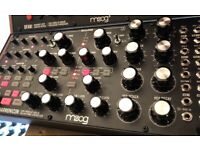 Moog Subharmonicon Semi Modular Poly Analog Synth