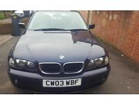 BMW 318 SE 2.0 - Facelift Edition In Good Condition For Sale £1,200 ONO