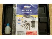 Powercraft Air Chisel Kit