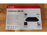 Canon CanoScan LiDE 110 Flatbed Scanner