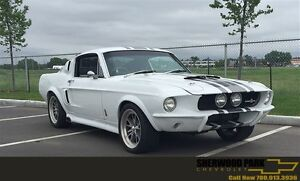 1967 Ford Mustang GT500E  Eleanor Fastback 