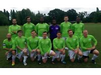 Goalkeeper Wanted Men's 11 a side Football Team. JOIN 11 ASIDE ADULT FOOTBALL CLUB TEAM