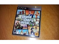 PS3 GAME / GTA 5 GAME + ALL MAPS / CLEAN NO MARKS ON DISC / £15 CASH OR SWAPS