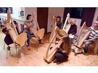 Beginners/ improvers Harp Workshop