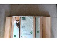 Kronoclic MAPLE 6mm laminate flooring 15 sqm New & Unused