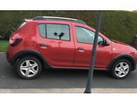 2014 Dacia Sandero Stepway Ambiance TCe 90 (petrol) Immaculate inside and out