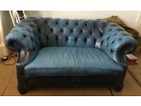 Chesterfield Sofa & chairs