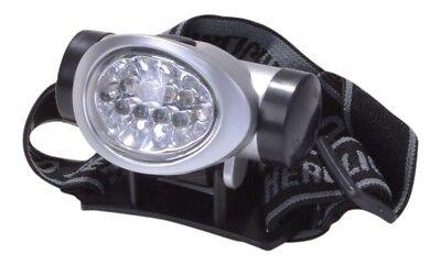 Profesional 10x High Power LED Linterna Frontal Luz de Cabeza Frente Jogging