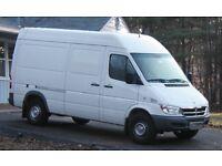 Man with van delivery service van hire cheap unbeatable price