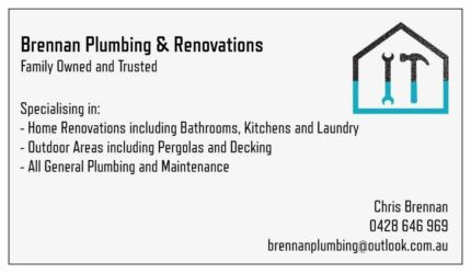 Brennan Plumbing & Renovations