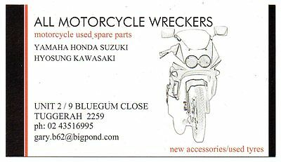 All Motorcycle Wreckers