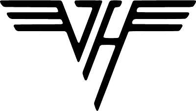 Home Decoration - Van Halen Decal Sticker Free Shipping