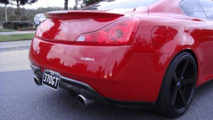 6Spd Manual INFINITI G37 / Nissan Skyline Coupe 370GT Type S V36 Brisbane City Brisbane North West Preview