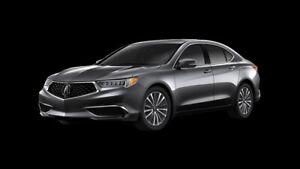 2018 Acura TLX 3.5L SH-AWD TECH PKG