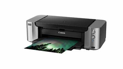 Canon PIXMA PRO-100 Digital Photo Inkjet Printer Printheads + Ink included ✔✔✔✔✔