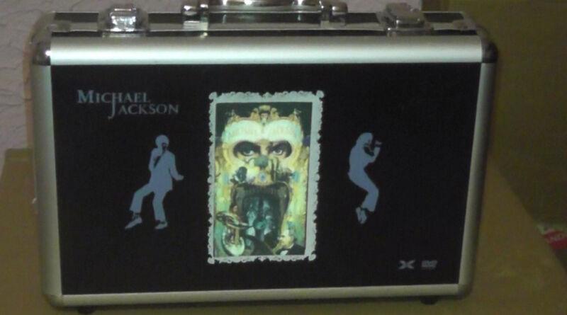 Michael Jackson Memorabilia Lot Ultimate Collection DVD/CD