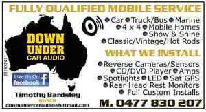 Down Under  Car Audio (Mobile Installers) Perth Perth City Area Preview