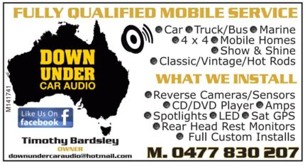 Down Under  Car Audio (Mobile Installers)