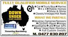 Down Under  Car Audio (Mobile Installers) Perth CBD Perth City Preview