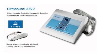 New Professional Physical Therapy Ultrasound Machine 13mhz Wd Programs N2 Jus2
