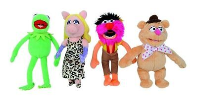 Muppets Plüsch Stofftier  Kermit , Animal, Fozzy , Miss Piggy zum auswählen