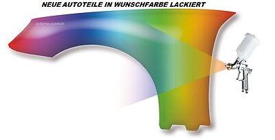 BMW 3er E46 Limo/Tour Kotflügel NEU & Wunschfarbe Lackiert Rechts/Links 01 bis05