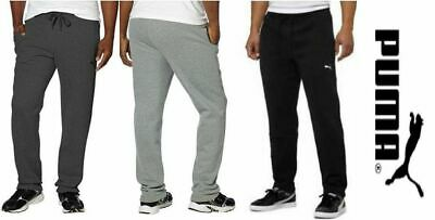 Puma Men's Fleece Sweat Athletic Pants Pockets Drawstring Variety