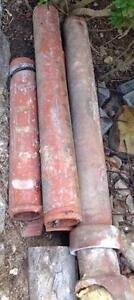 Used terracotta pipes East Killara Ku-ring-gai Area Preview