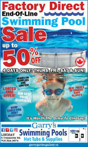 SPRING FEVER POOL SALE - UP TO 50% OFF!