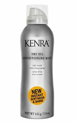 Kenra Dry Oil Conditioning Mist 5 oz. New and authentic. Fast Free Shipping! - Fast Dry Oil