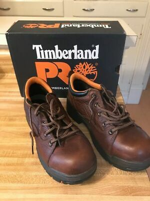 Brand New Size 9 Timberland Pro Steel Toe Womens Shoes / Boots   Retail $109