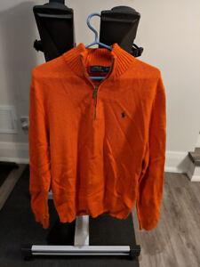 Men's Ralph Lauren Polo Sweater - Never Worn