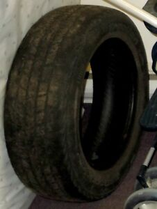 Free Used Tire - Good for spare or temporary wheel, or project