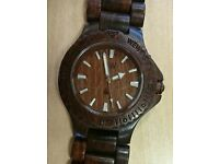 WEWOOD wrist watch