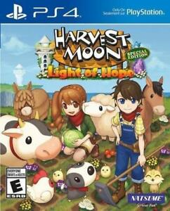 Harvest Moon Light of Hope Special,Edition