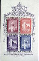 Vaticano 1958: Foglietto Esposizione Bruxelles Nuovo Perfetto -  - ebay.it